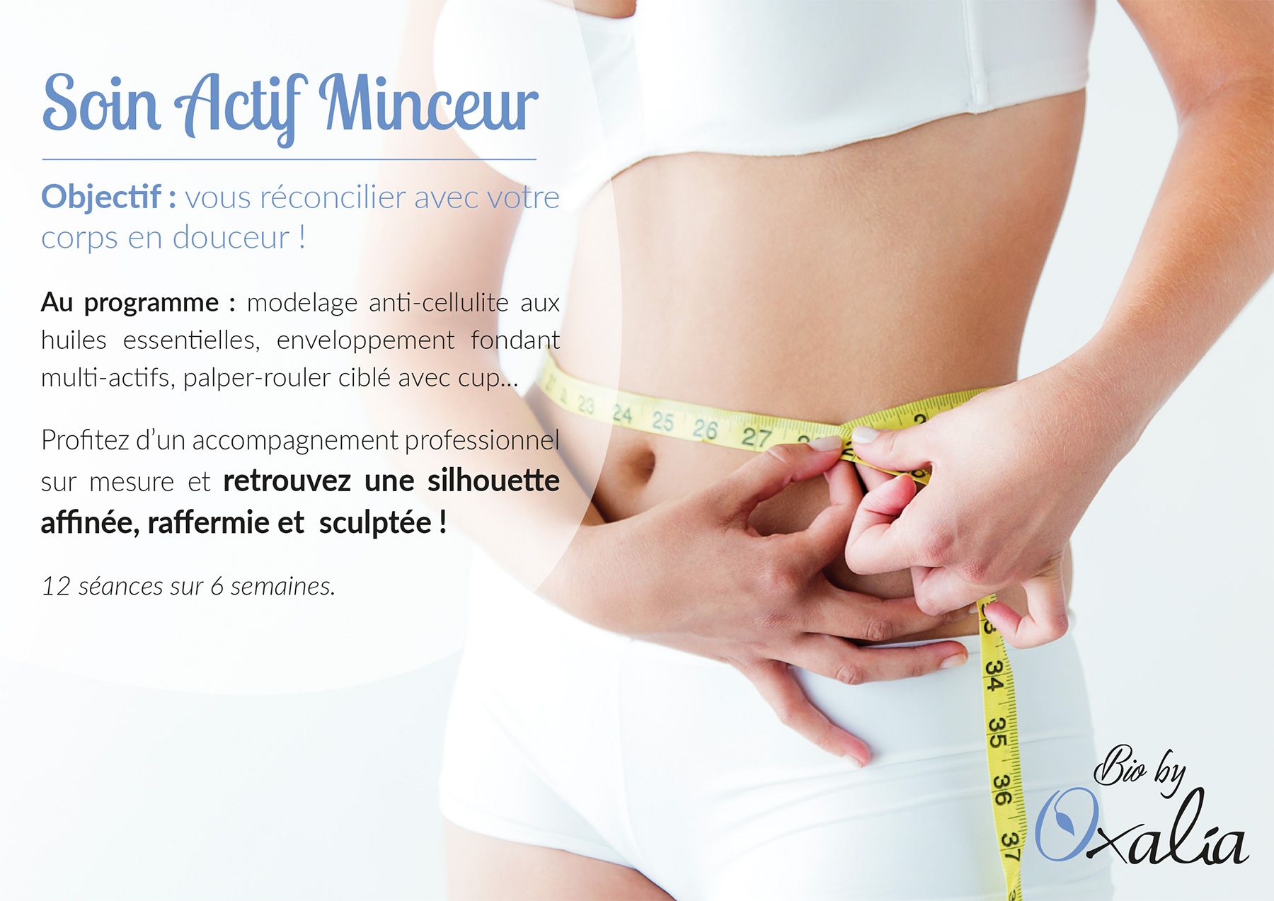 soin minceur corps